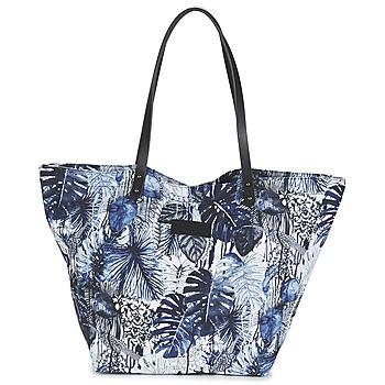 Taška Ženy Velké kabelky / Nákupní tašky Christian Lacroix LIDIA 1 Modrá / Bílá