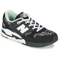 Boty Ženy Nízké tenisky New Balance W530 Černá / Bílá