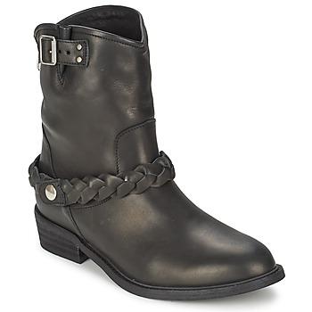 Boty Ženy Kotníkové boty Jonak LAMARIO Černá