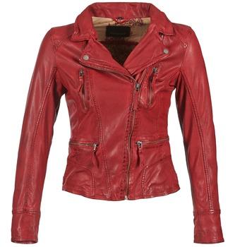Textil Ženy Kožené bundy / imitace kůže Oakwood 60861 Červená