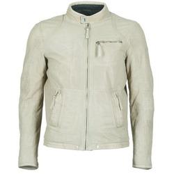 Textil Muži Kožené bundy / imitace kůže Redskins MANNIX Béžová