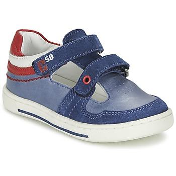 Boty Chlapecké Sandály Chicco CUPER Modrá
