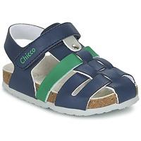 Boty Chlapecké Sandály Chicco HAMBRO Tmavě modrá