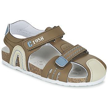 Boty Chlapecké Sandály Chicco HONEY Hnědá