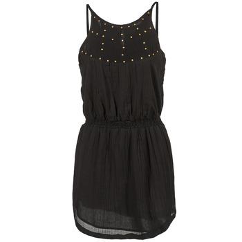Textil Ženy Krátké šaty Rip Curl MIDNIGTH HOUR Černá