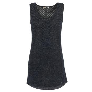 Textil Ženy Krátké šaty Les P'tites Bombes BLOURA Tmavě modrá