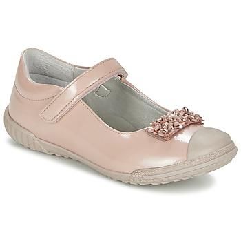 Boty Dívčí Baleríny  Mod'8 KOM Růžová