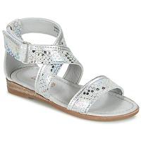 Boty Dívčí Sandály Mod'8 JOYCE Stříbřitá
