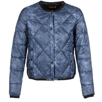 Textil Ženy Prošívané bundy Esprit OJALA Tmavě modrá