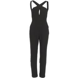 Textil Ženy Overaly / Kalhoty s laclem BCBGeneration BLANDINE Černá
