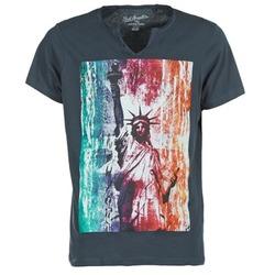 Textil Muži Trička s krátkým rukávem Best Mountain OBAN Tmavě modrá