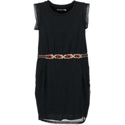 Textil Ženy Krátké šaty See U Soon MOREPEN Černá