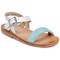 Boty Dívčí Sandály Start Rite FLORA II Modrá