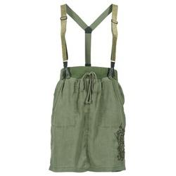 Textil Ženy Sukně Desigual FELOBE Khaki