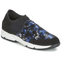 Boty Ženy Street boty Meline LEO Černá / Modrá