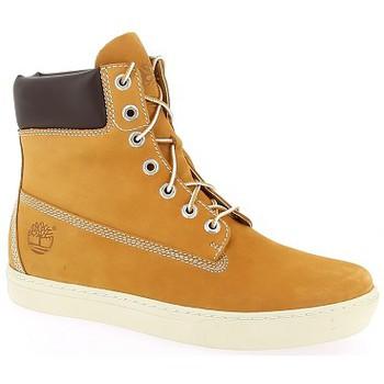 Timberland Kotníkové boty C6667R - Béžová