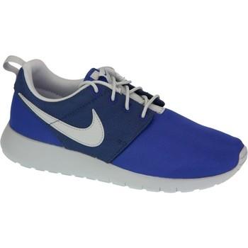 Nike Tenisky Dětské Roshe One Gs 599728-410 - Modrá