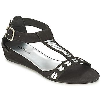 Boty Ženy Sandály Betty London BLACA Černá