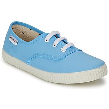 Boty Nízké tenisky Victoria INGLESA LONA Modrá