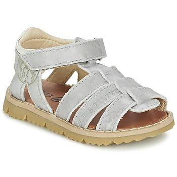 Boty Chlapecké Sandály GBB MARTIAL Šedá