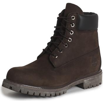 Timberland Kotníkové boty AF 6 IN Premium - Hnědá