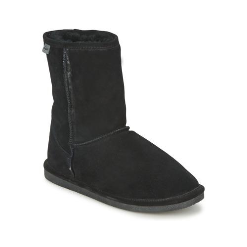 Kotnikove boty Axelda  Černá 350x350