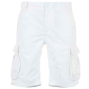 Textil Muži Kraťasy / Bermudy Kaporal KORGE Bílá