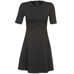 Textil Ženy Krátké šaty Joseph BOOM Černá