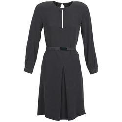 Textil Ženy Krátké šaty Joseph LYNNE Černá