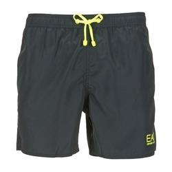 Textil Muži Plavky / Kraťasy Emporio Armani EA7 BOXER BEACHWEAR Černá