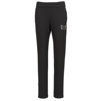 Textil Ženy Teplákové kalhoty Emporio Armani EA7 MOKALIO Černá