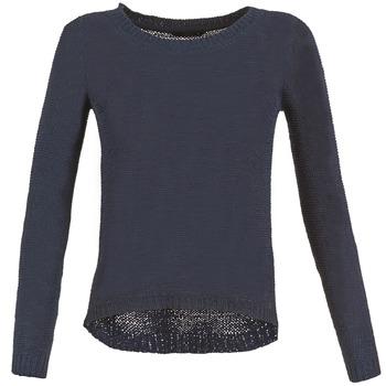 Textil Ženy Svetry Only GEENA Tmavě modrá