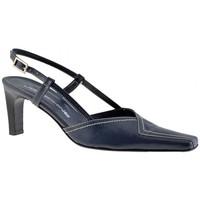 Boty Ženy Pantofle Josephine  Modrá