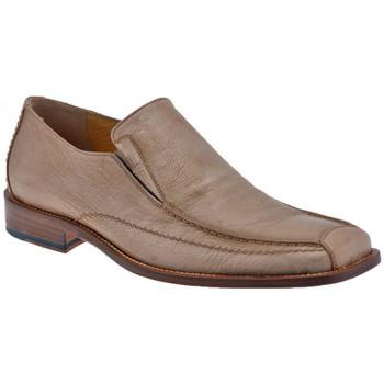 Boty Muži Šněrovací společenská obuv Mirage  Béžová