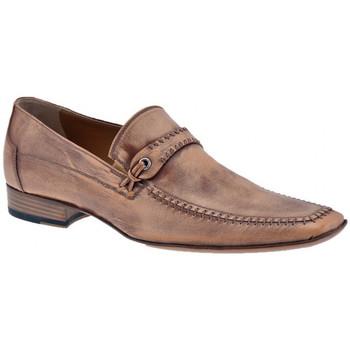 Boty Muži Šněrovací společenská obuv Mirage  Hnědá