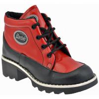 Boty Děti Kotníkové boty Barbie  Červená