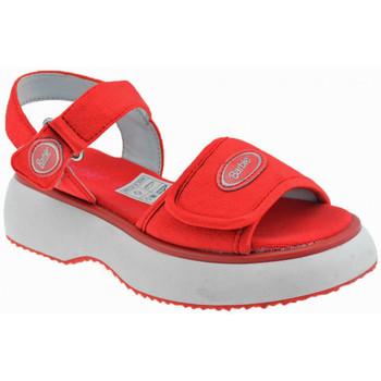 Boty Děti Sandály Barbie  Červená