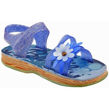 Boty Děti Sandály Barbie  Modrá