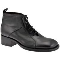 Boty Muži Kotníkové boty Nex-tech  Černá