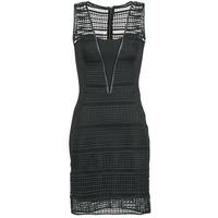 Textil Ženy Krátké šaty Morgan RHONE Černá