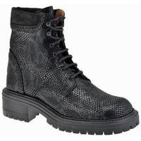 Boty Chlapecké Kotníkové boty La Romagnoli  Černá