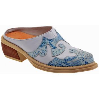 Boty Děti Pantofle La Romagnoli  Modrá