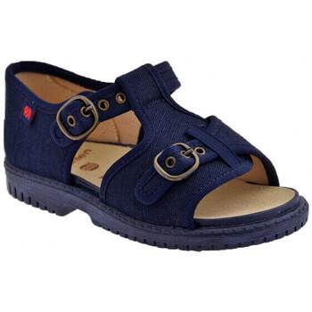 Boty Děti Sandály Elefanten  Modrá