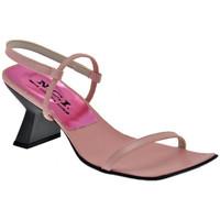 Boty Ženy Sandály Nci  Růžová