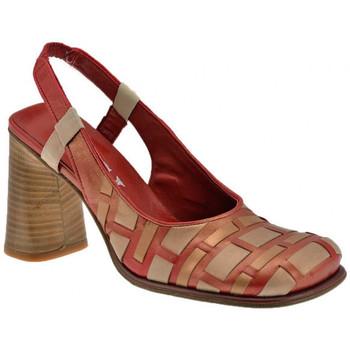 Boty Ženy Lodičky Nci  Červená