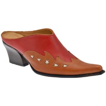 Boty Ženy Pantofle Nci  Červená