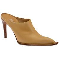 Boty Ženy Pantofle Nci  Béžová