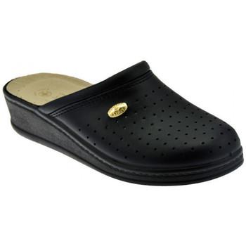Boty Ženy Pantofle Sanital  Modrá