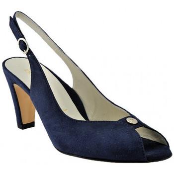 Boty Ženy Sandály Donna Serena  Modrá
