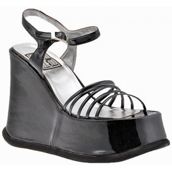 Boty Ženy Sandály No End  Černá